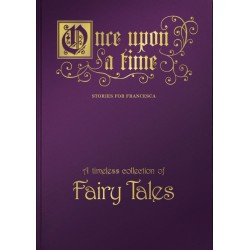 Personalised Once Upon a Time A Timeless Collection of Fairy Tales Book