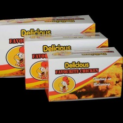 Fried Chicken Takeaway Boxes - Medium - Box Of 300