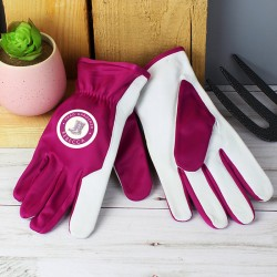 Personalised Ladies Gardening Gloves